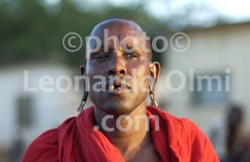 Africa, Kenya, Masai man DSC_3520 copy