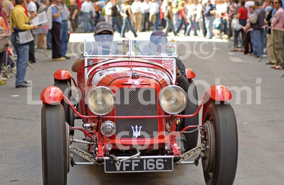 Antique cars, Mille Miglia 2005 DSC_1526 copy