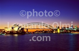 Australia, New South Wales, Sydney, Opera House at sunset (17-14) JPG2 copy