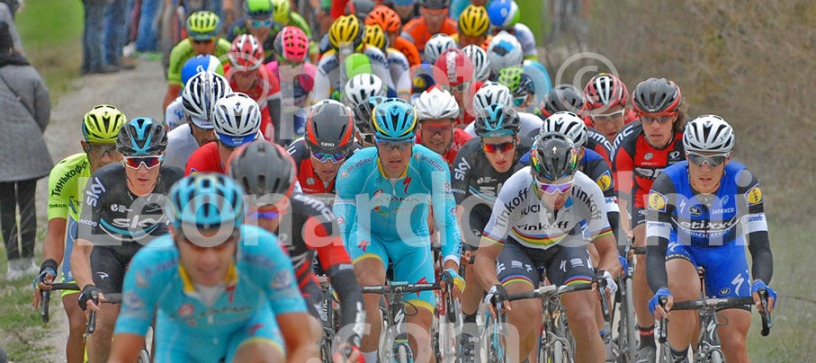 Cycling, Italy, Strade Bianche Pro race 2016 DSC_1907 bis4 copy