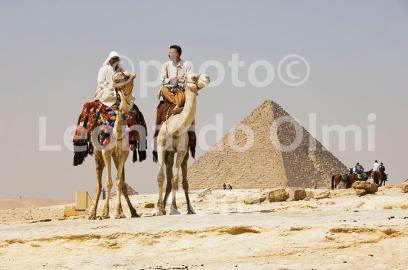 Egypt, Cairo, Pyramids