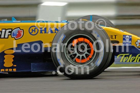 Formula1, Renault 2006, Fisichella DSC_5835 bis JPG copy