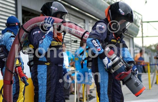 Formula1, Renault 2006, team DSC_7191 copy