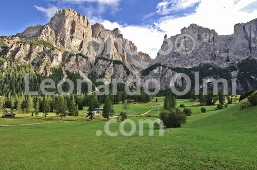 Italy, Dolomites mountains, Colfosco, Sella group, Val Mesdì DSC_2574 copy
