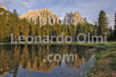 Italy, Dolomites mountains, D'Antorno lake, Cadini group DSC_3109 copy