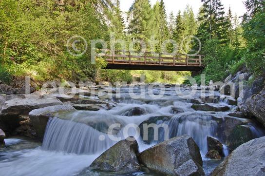 Italy, Dolomites mountains, La Villa, river DSC_2542 copy