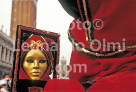 Italy, Venice, carnival, mirror mask reflection (22-13) bis JPG copy