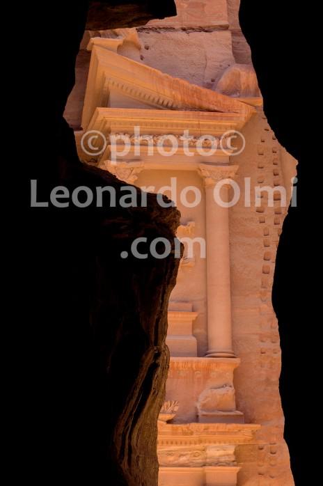 Jordan, Petra, Treasury from Siq DSC_6119 copy