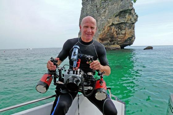 Leonardo Olmi, diving, underwater photography, Thailand, Kho Lanta Island P1000589 bis