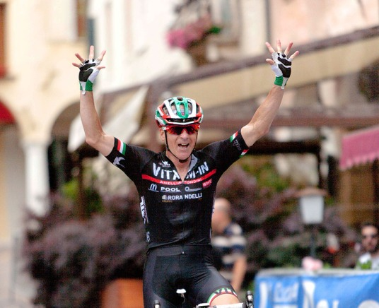 Leonardo Olmi, Italian Cycling Champion VA3D6910 bis2
