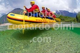 Rafting, Soca River, Slovenia