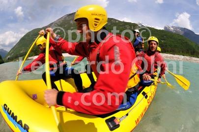 Rafting, Slovenia, Kobarid area, Soca river DSC_7871 JPG copy