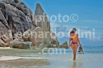 Seychelles, La Digue, Anse Source d'Argent, beach, snorkeling DSC_9786 JPG copy