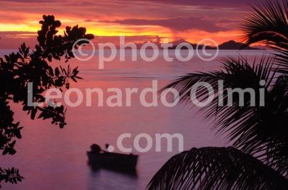 Seychelles, Praslin island, sunset DSC_1188 bis copy
