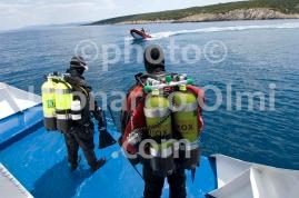 Croatia, Brač island, divers DSC_5315 TIF copia copy
