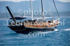 Croatia, Brač island, sail boat DSC_5645 TIF copia copy