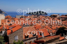 Croatia, Dubrovnik, old city, roofs DSC_4723 bis copia copy