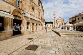 Croatia, Hvar island, Hvar city, church and bell tower DSC_3761 TIF copia copy
