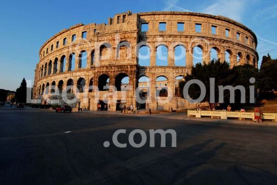 Croatia, Pula, Coliseum DSC_3625 bis copia copy