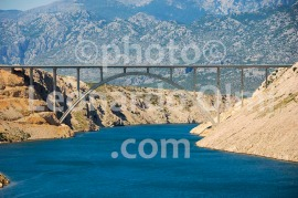 Croatia, Rovaniska, fiord, bridge DSC_6961 TIF copia copy