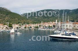 Croatia, Vis island, Komiža, sail boats DSC_6301 TIF copia copy