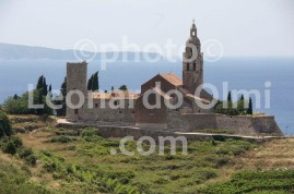 Croatia, Vis island, Komiža, San Niccolò church DSC_6709 TIF copia copy