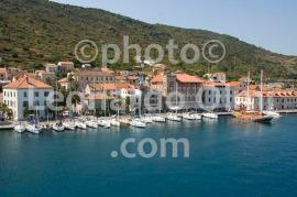 Croatia, Vis island, Vis town, sail boats DSC_9990 TIF copia copy