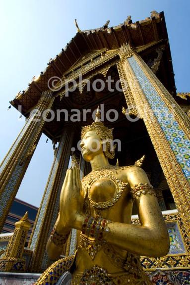 Thailand, Bangkok, Grand Palace, statue DSC_0201 TIF copia copy