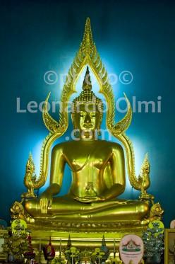 Thailand, Bangkok, Marble Temple, Golden Buddha statue DSC_0504 TIF copia copy