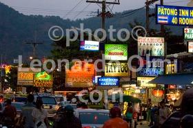 Thailand, Phuket island, Patong Beach at night DSC_0012 TIF copia copy