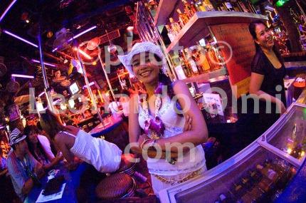 Thailand, Phuket island, Patong Beach, Bangla Road at night, bar girl DSC_0158 TIF copia copy
